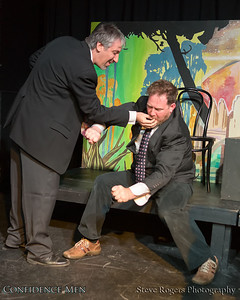 Confidence Men perform at the 2013 Improvised Play Fest
