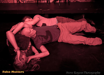 GNAP False Matters performs at the 2013 Improvised Play Festival
