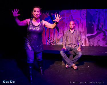 Get Up performs at the 2013 Improvised Play Festival