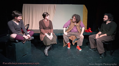 Pgraph performs at the 2013 Improvised Play Festival