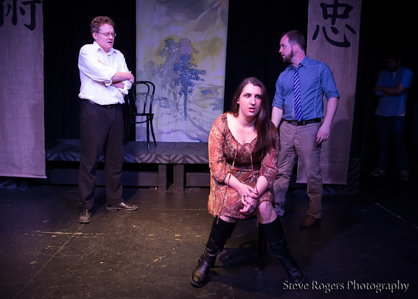 The Next Chapter @2014 Improvised Play Festival