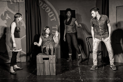 What the F@#$ @ The Improvised Play Festival 2014