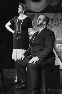 F Scott and Zelda Fitzgerald Save the World! 4/14/2016