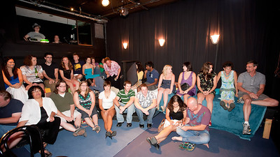 The Hideout Theater in Austin Texas Photos copyright by The Hideout Theater and Steve Rogers