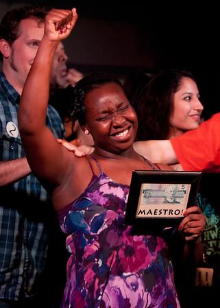 Maestro @the Hideout April 30, 2011