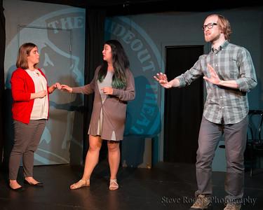 Origins, Hideout Student Mainstage, 4/9/2016