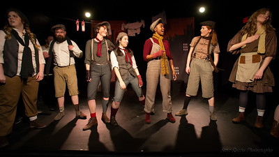 Orphans! The Improvised Orphan Musical Closing Night