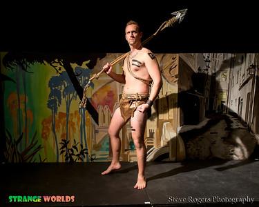 STRANGE WORLDS: Episode 3 Jack Ryder, Mariner of Neptune!/The Peregrine!