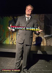 STRANGE WORLDS: Episode 7 The Grey Bishop/Lily Wilde
