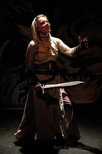 Savage Swords 3: Lykos the King