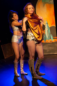 Sexy Future Space Lady Opening Night 5/5/18