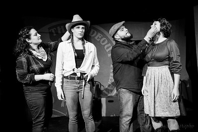 Soundstage 23: An Improvised Classic Movie Musical 10/7/2017