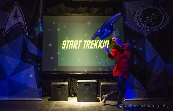 Start Trekkin' 1/7/2017