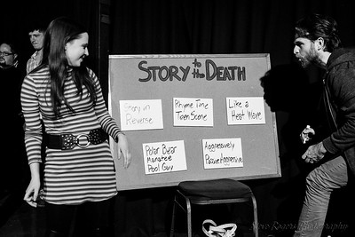 Story to Death 2/3/2018