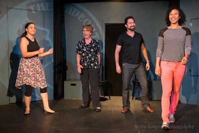 The 2015 Hideout Summer Intensive Showcase