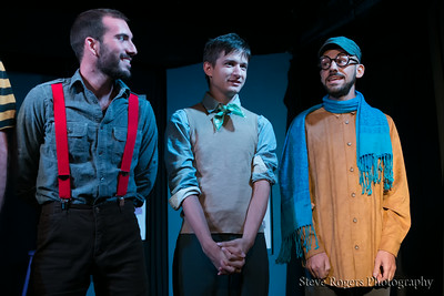 The Dahl House @The Hideout Theatre 8/2/2014