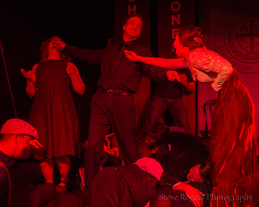 The Great Wheel of Improvised Theatre 10/19/2014
