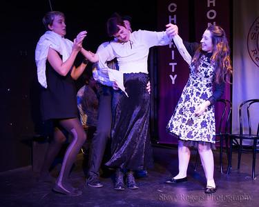 The Great Wheel of Improvised Theatre 10/19/2014