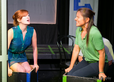 The International Improv Experience - 7/19/2014