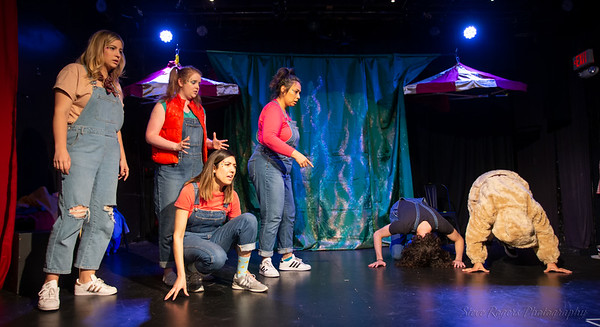 The Shmoofs: an improv show for the whole family! 9/22/2019