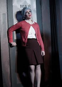 Finsihing Tests - The Violet Underbelly - Improvised Film Noir - April 16, 2011