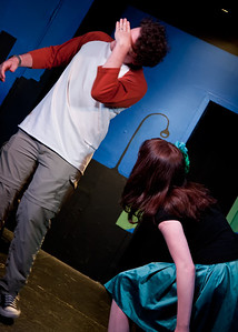 Level 6 Class Student Performance @The Hideout Theatre in Austin, Texas