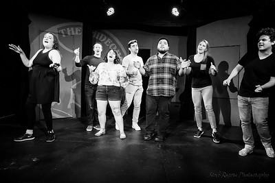 TheatreDome Soundstage 23 vs. Stevie Dicks 5/18/2018