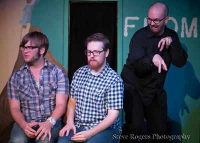 Midnight Society - Wafflefest November 8, 2012