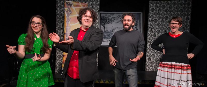 WaffleFest; 2013; 11-22-2013; Hideout Theatre; Upstairs; Comedy; Improvisation; Improv
