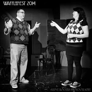 WaffleFest 2014 ¡ZARZAMORA! 11/22/2014