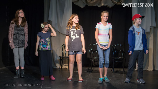 WaffleFest 2014 Comedy! Teen Showcase 11/22/2014