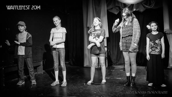 WaffleFest 2014 Comedy! Teen Showcase 11/22/2014