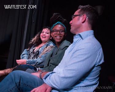 WaffleFest 2014 Amazon & the Milksop 11/21/2014