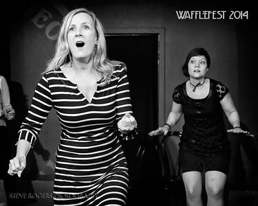 WaffleFest 2014 Girls Girls Girls 11/22/2014