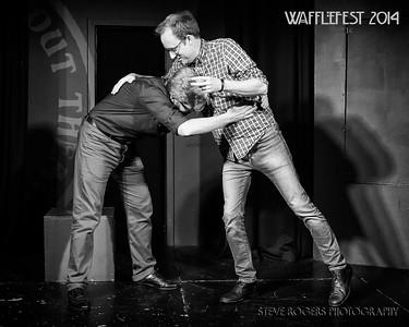 WaffleFest 2014 The Frank Mills 11/21/2014