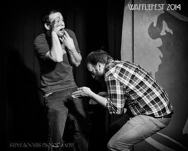 WaffleFest 2014 Good Fight 11/21/2014