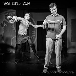 WaffleFest 2014 The Hosts 11/21/2014