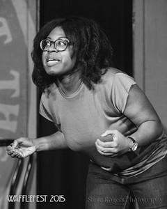 Damn Gina - WaffleFest 2015