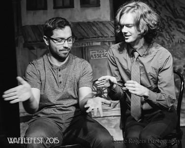 Wafflefest 2015 - Golden - Silent Improvised Stories