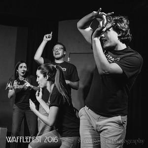 WaffleFest 2016 Gigglepants 11/17/2016