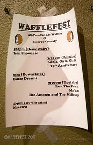 WaffleFest 2017