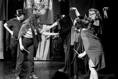 Wizard School - Flying Theater Machine 10/9/2016