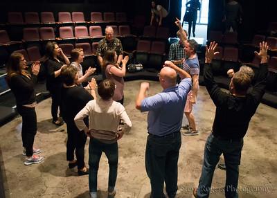 Merlin Works Improv Comedy Pre-Show Jam 2/8/2015