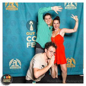 2017 Out Of Bounds Photobooth