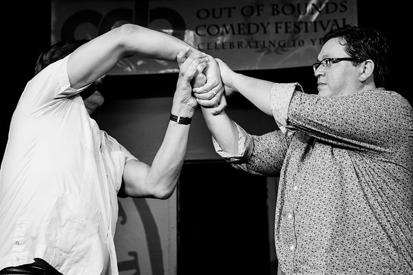 Out of Bounds Festival 2011: Zarzamora! 8/30/2011