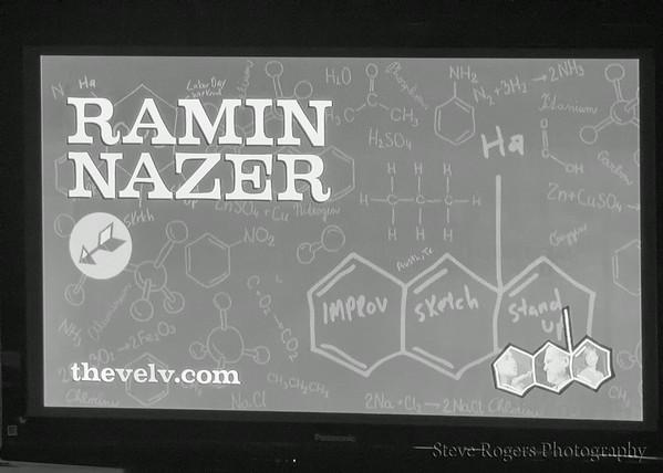Out of Bounds 2014 - Velveeta Room - Ramin Nazer