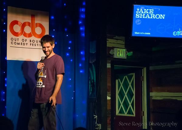 Out of Bounds 2014 - Velveeta Room - Jake Sharon, host