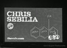 Out of Bounds 2014 - Velveeta Room - Chris Sebilia