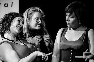 OOB 2016 Girls Girls Girls Improvised Musicals 9/2/2016