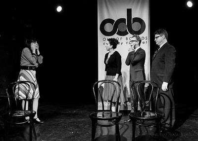 OOB 2016 Impro Theatre's Twilight Zone UnScripted 9/3/2016